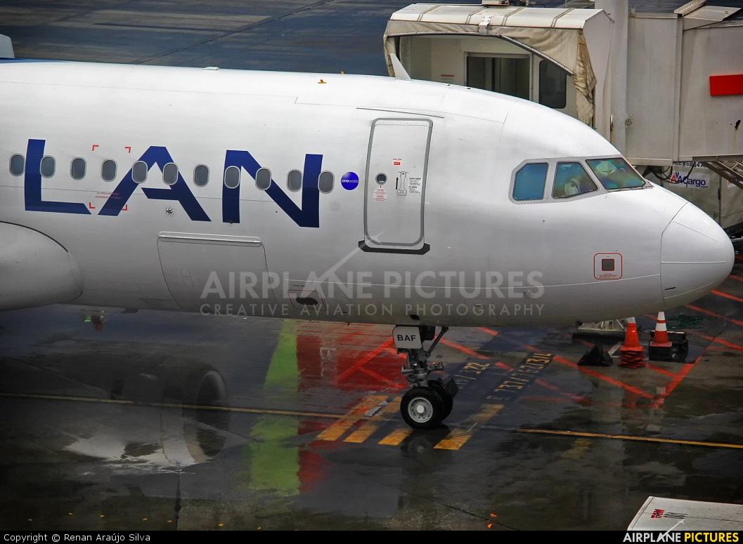LAN Airlines CC-BAF aircraft at São Paulo - Guarulhos
