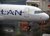 CC-BAF - LAN Airlines Airbus A320 aircraft