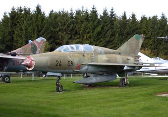 2408 - Germany - Air Force Mikoyan-Gurevich MiG-21US