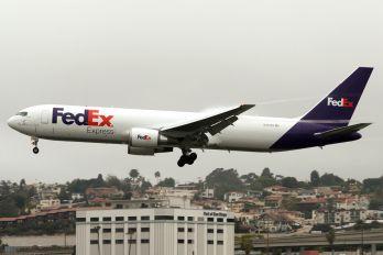 N101FE - FedEx Federal Express Boeing 767-300F