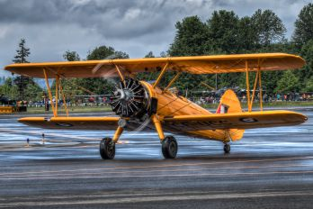 CF-UCC - Private Boeing Stearman, Kaydet (all models)