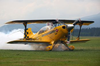 OM-PIT - Aeroklub Kosice Pitts S-2C Special