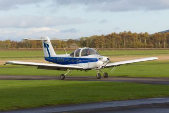 G-BGGM - Private Piper PA-38 Tomahawk