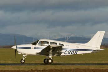 G-CGOS - Private Piper PA-28 Warrior