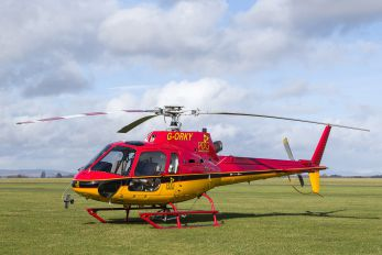 G-ORKY - PLM Dollar Group / PDG Helicopters Aerospatiale AS350 Ecureuil / Squirrel