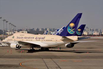 HZ-HM1C - Saudi Arabia - Royal Flight Boeing 747SP