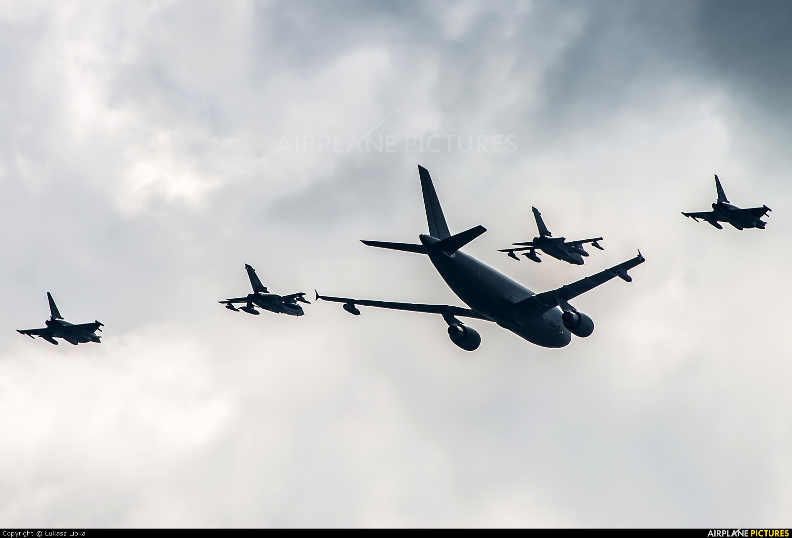 Germany - Air Force 10+27 aircraft at Berlin - Schönefeld