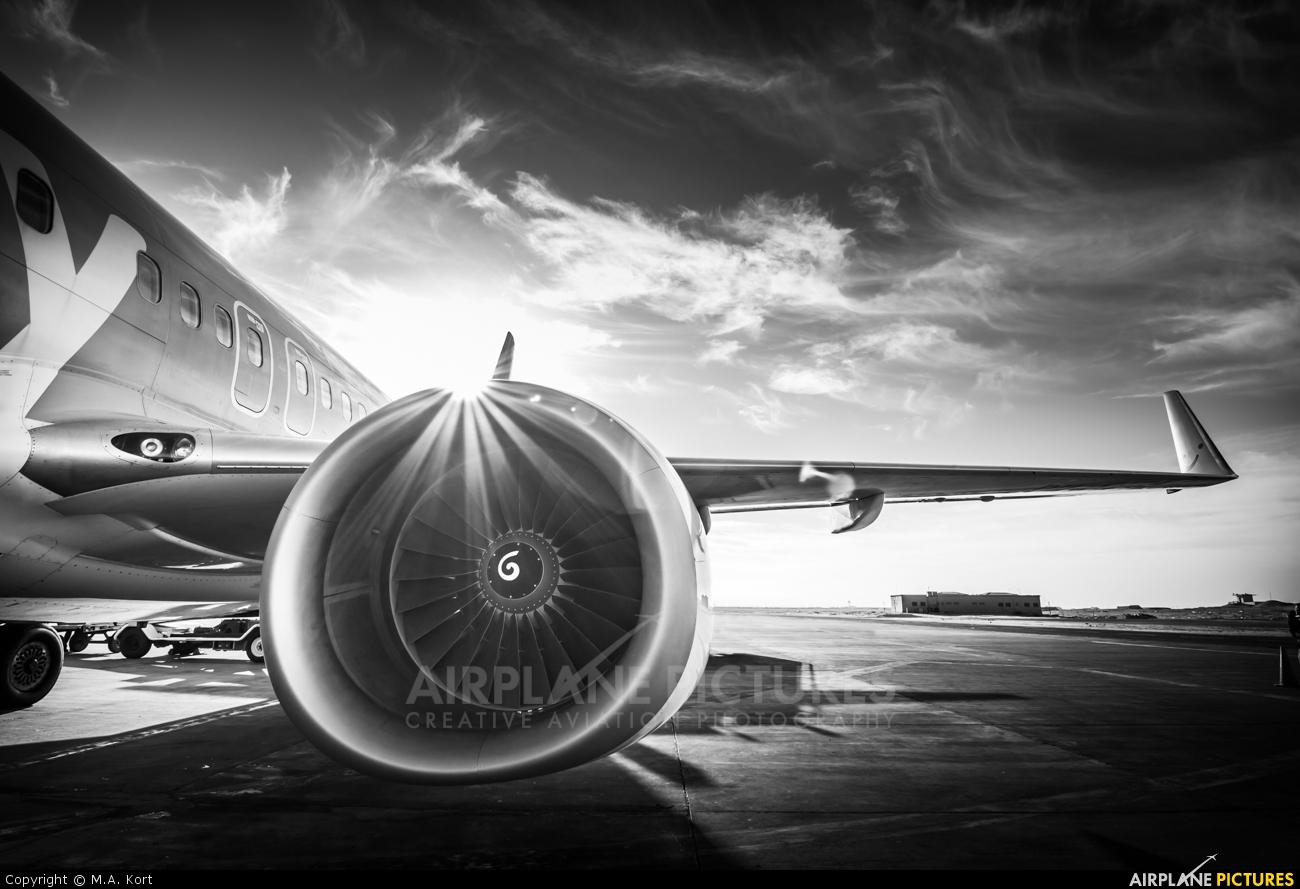 Arke/Arkefly PH-TFD aircraft at Sharm El Sheikh