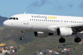 EC-GRG - Vueling Airlines Airbus A320