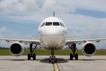 F-GKXQ - Air France Airbus A320