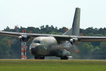 50+36 - Germany - Air Force Transall C-160D