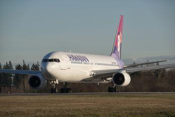 N594HA - Hawaiian Airlines Boeing 767-300