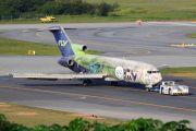 PP-JUB - Fly Linhas Aéreas Boeing 727-200 aircraft