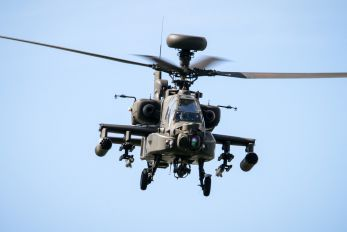 ZJ173 - UK - Army Air Corps Westland Apache AH.1