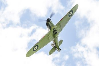 Z5140 - Private Hawker Hurricane Mk.I (all models)