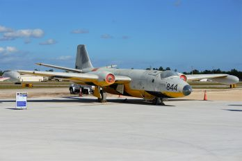 N77844 - Private English Electric Canberra TT.18