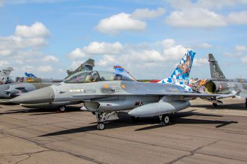 FB-24 - Belgium - Air Force General Dynamics F-16BM Fighting Falcon