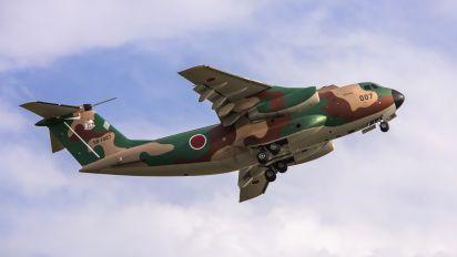 58-1007 - Japan - Air Self Defence Force Kawasaki C-1