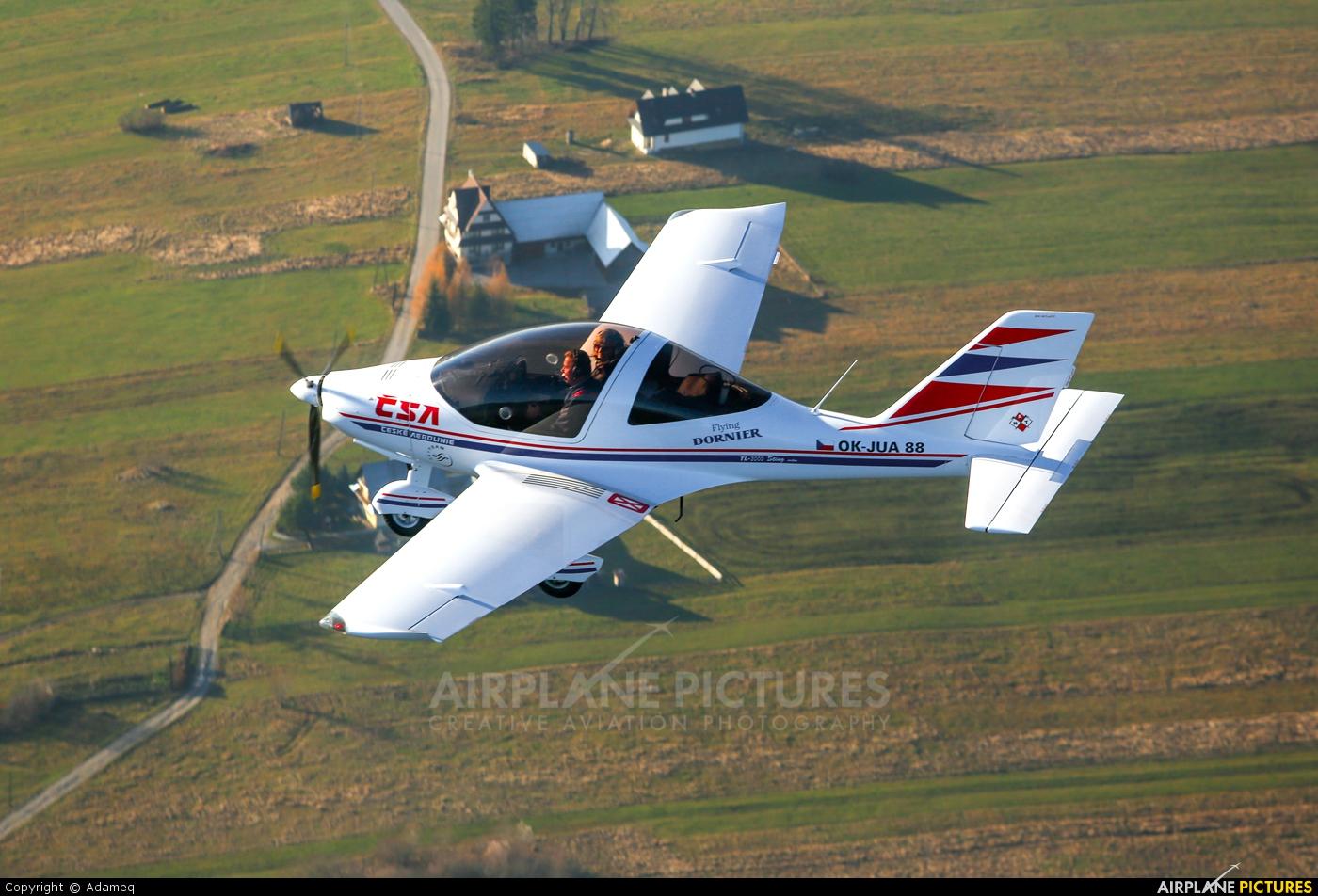 Private OK-JUA 88 aircraft at In Flight - Poland