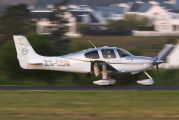 ZS-CDM - Private Cirrus SR22 aircraft