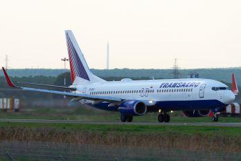 EI-EDZ - Transaero Airlines Boeing 737-800