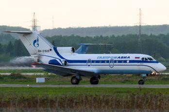 RA-21505 - Gazpromavia Yakovlev Yak-40