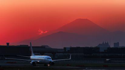 JA337J - JAL - Express Boeing 737-800