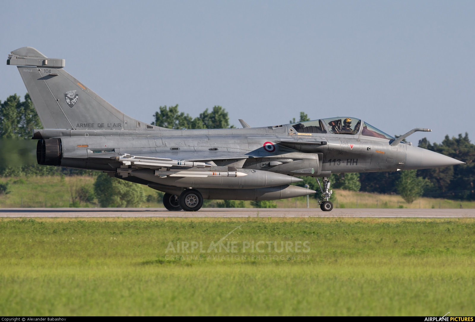 France - Air Force Dassault Rafale C 113