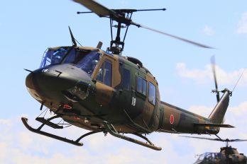 41818 - Japan - Ground Self Defense Force Fuji UH-1J