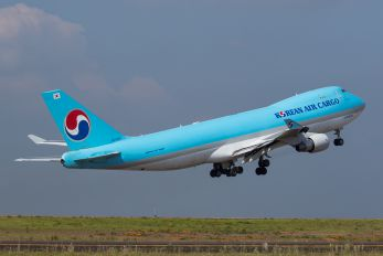 HL7439 - Korean Air Cargo Boeing 747-400F, ERF