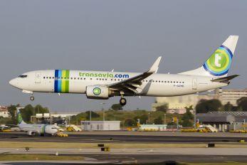 F-GZHE - Transavia France Boeing 737-800