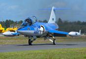 N104RB - Starfighters Demo Team Canadair CF-104 Starfighter aircraft