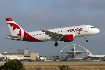 C-GBHY - Air Canada Rouge Airbus A319
