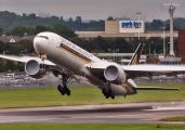 9V-SWE - Singapore Airlines Boeing 777-300ER aircraft
