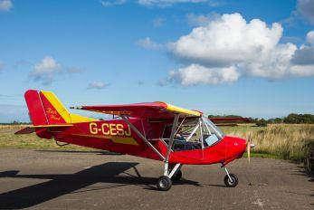 G-CESJ - Private Raj Hamsa X'Air Hawk