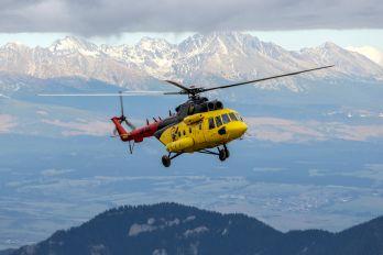 OM-AVN - UTair Europe Mil Mi-171