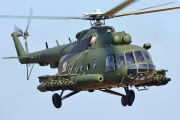 603 - Poland - Air Force Mil Mi-17 aircraft