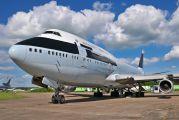 B-HUA - Cathay Pacific Boeing 747-400 aircraft