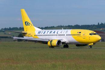 EI-BUE - Mistral Air Boeing 737-300QC