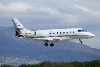 HB-JGL - Private Gulfstream Aerospace G200