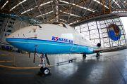 HL8230 - Korean Air Bombardier BD-700 Global Express aircraft