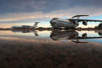 RA-76538 - Russia - Air Force Ilyushin Il-76 (all models)