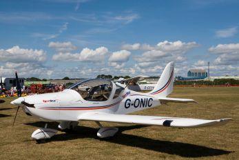 G-OINC - Private Evektor-Aerotechnik SportStar MAX