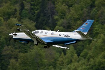 D-FHBG - Private Socata TBM 850