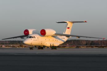 RA-74006 - 2nd Sverdlovsk Aviation Enterprise Antonov An-74