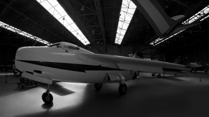 IA-X33 - Argentina - Air Force FMA IA-33 Pulqui II