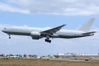TR-KPR - Gabon - Government Boeing 777-200