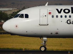 N504VL - Volaris Airbus A319
