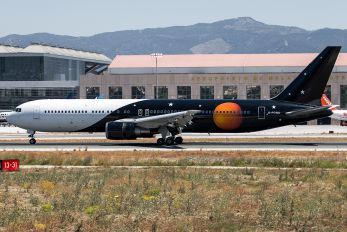 G-POWD - Titan Airways Boeing 767-300ER