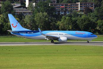 G-TAWG - Thomson/Thomsonfly Boeing 737-800